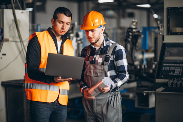 lockout tagout trabalhadores industriais