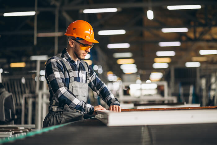 lockout tagout trabalhador industria